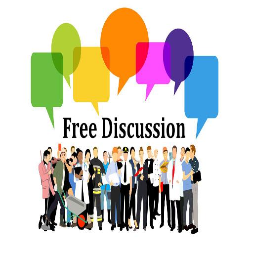 بحث آزاد زبان آلمانی Free Discussion